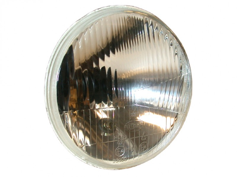 Optique H4 pour phare style US ou phare Buggy avec veilleuse